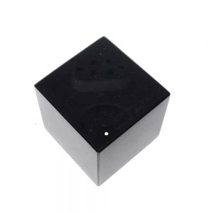 Black Obsidian Cube Specialty Items black obsidian
