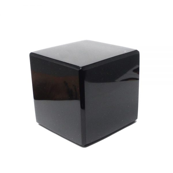 Black Obsidian Cube All Specialty Items black obsidian