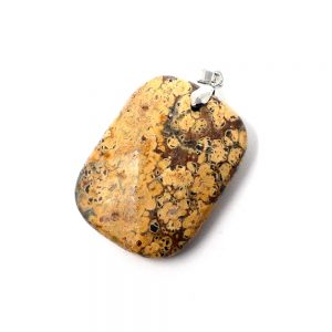 Picture Jasper Pendant All Crystal Jewelry crystal pendant