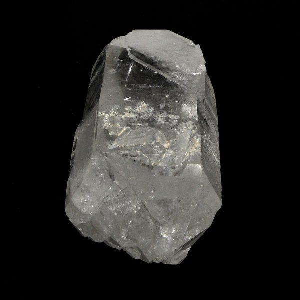 Quartz Point, Multi-Terminated All Raw Crystals clear quartz