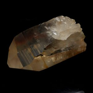 Rose Lemurian Quartz Point All Raw Crystals lemurian