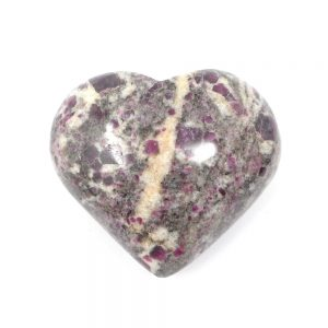 Ruby in Matrix Heart New arrivals crystal heart