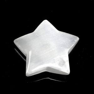 Selenite Crystal Star Selenite crystal star