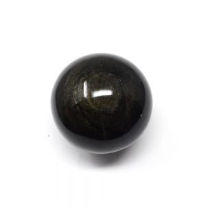 Goldsheen Obsidian Sphere New arrivals crystal sphere