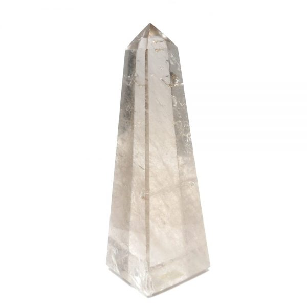 Smoky Quartz Obelisk All Polished Crystals crystal energy generator