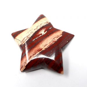 Snakeskin Jasper Star All Specialty Items crystal star