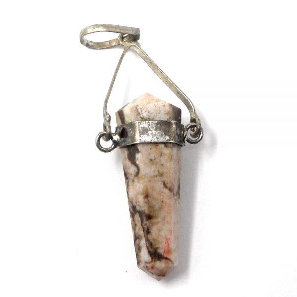 Tiger Jasper Pendant All Crystal Jewelry crystal pendant