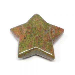 Unakite Star New arrivals crystal star