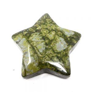 Vesuvianite Star All Specialty Items crystal star