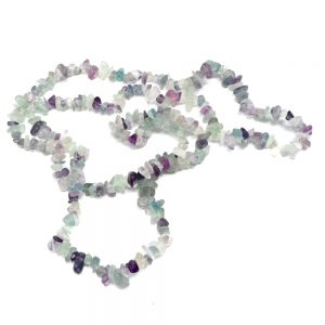 Fluorite Chip Bead Strand All Crystal Jewelry chip beads