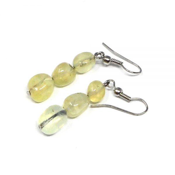 Green Garnet Earrings All Crystal Jewelry crystal earrings