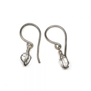 Herkimer Diamond Earrings All Crystal Jewelry crystal earrings