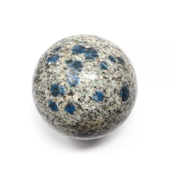K2 (Azurite in Granite) Sphere 44mm All Polished Crystals azurite