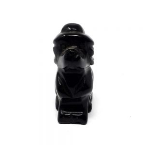 Black Obsidian Dog Specialty Items black obsidian