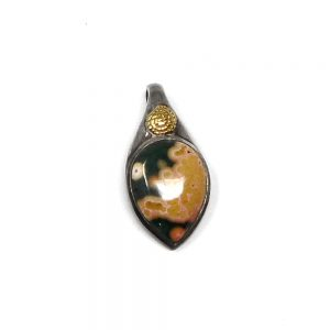 Ocean Jasper Pendant All Crystal Jewelry crystal pendant