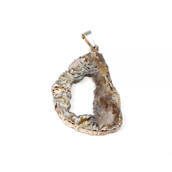 Agate Oco Pendant All Crystal Jewelry agate
