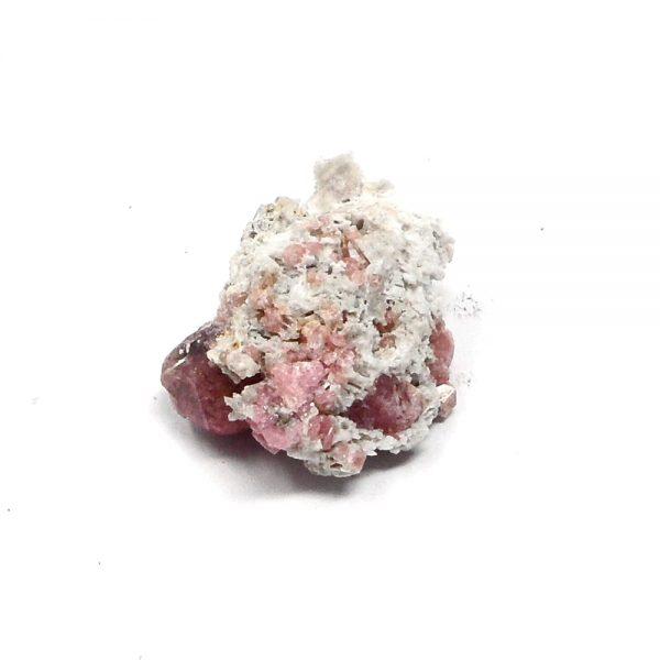 Pink Garnet Crystal All Raw Crystals garnet