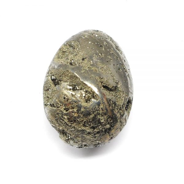 Pyrite Crystal  Egg All Polished Crystals crystal egg