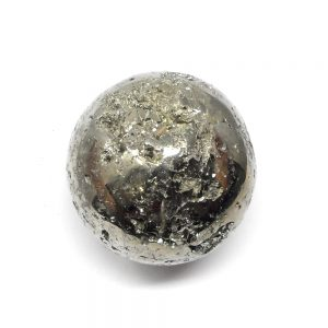 Pyrite Sphere 50mm All Polished Crystals crystal sphere