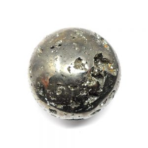 Pyrite Sphere 65mm All Polished Crystals crystal sphere