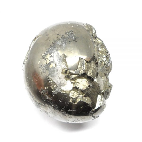 Pyrite Sphere 80mm All Polished Crystals crystal sphere