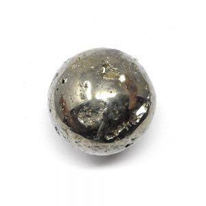 Pyrite Sphere 45mm All Polished Crystals crystal sphere