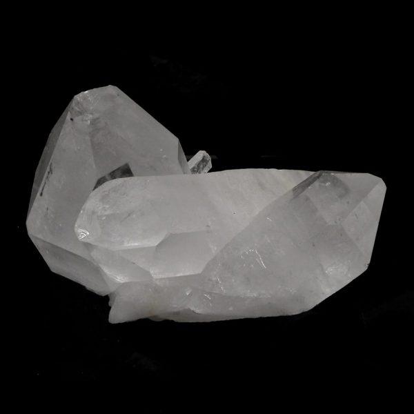 Quartz Crystal Cluster All Raw Crystals clear quartz