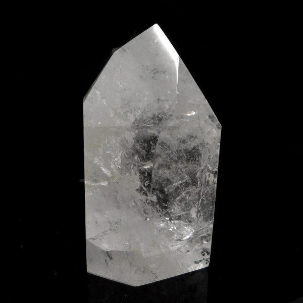 Crackle Quartz Generator All Polished Crystals crackle quartz