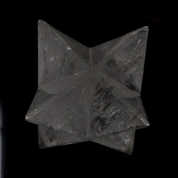 Quartz Merkaba All Specialty Items clear quartz