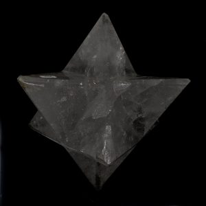 Quartz Merkaba Specialty Items clear quartz