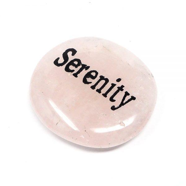 Rose Quartz Pocket Stone All Gallet Items pink quartz