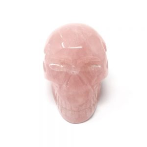 Rose Quartz Skull All Polished Crystals crystal skull