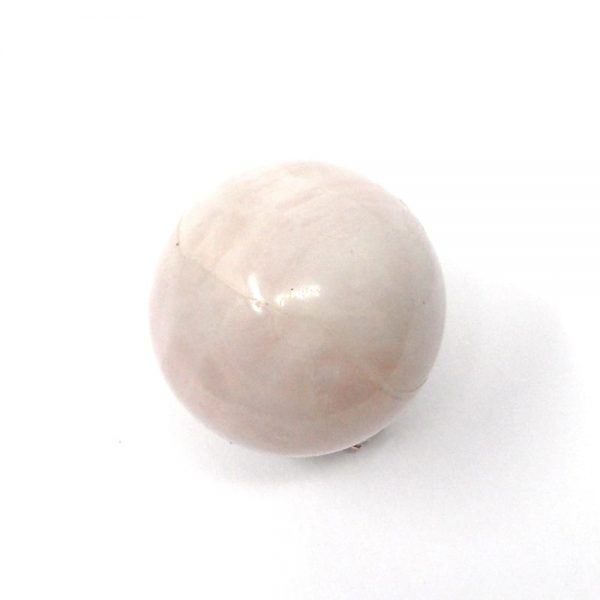 Rose Quartz Sphere 30mm All Polished Crystals crystal sphere