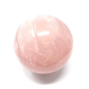Rose Quartz Sphere 80mm All Polished Crystals crystal sphere
