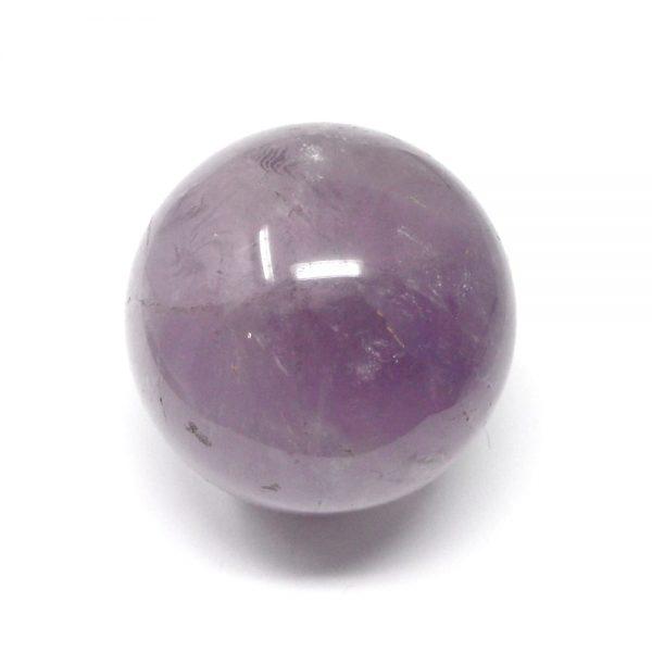 Amethyst Sphere 60mm All Polished Crystals amethyst