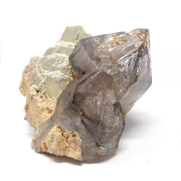 Brandberg Smoky Quartz and Amethyst All Raw Crystals amethyst