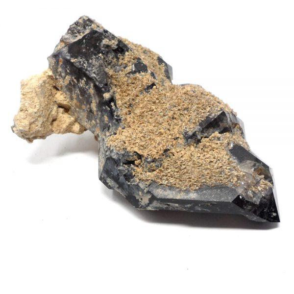 Brandberg Amethyst Point All Raw Crystals amethyst