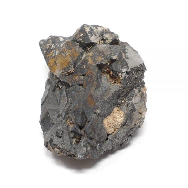 Brandberg Quartz & Hematite Cluster All Raw Crystals brandberg