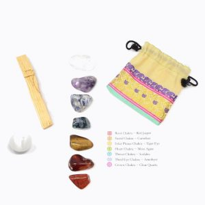 Chakra Stone Set All Specialty Items amethyst