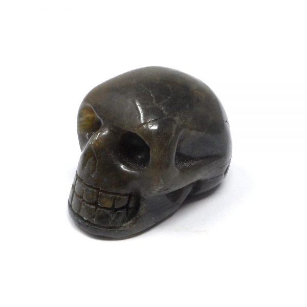 Labradorite Skull All Polished Crystals crystal skull