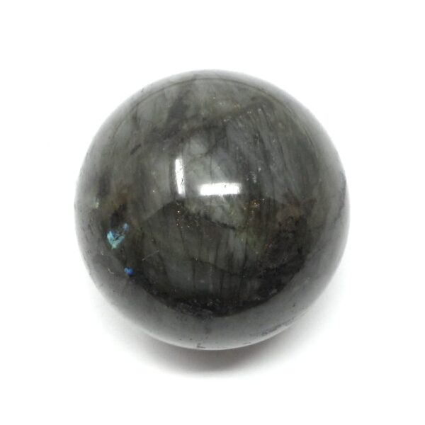 Labradorite Sphere 63mm All Polished Crystals crystal sphere