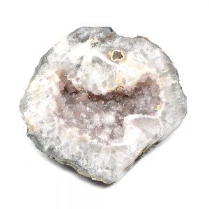 Amethyst Geode Part Polished All Raw Crystals amethyst