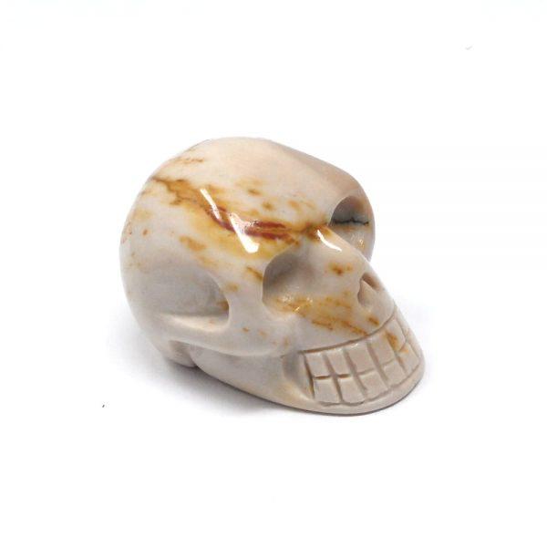 Mookaite Jasper Skull All Polished Crystals crystal skull