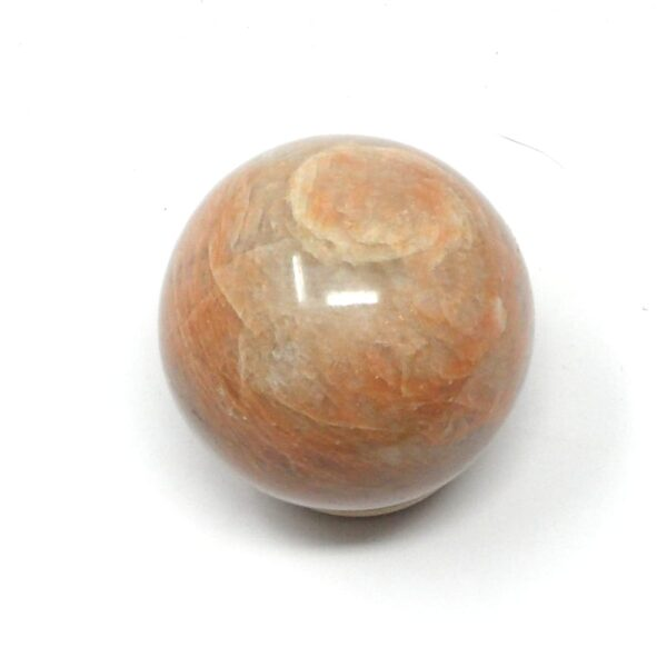 Peach Moonstone Sphere 47mm All Polished Crystals crystal sphere