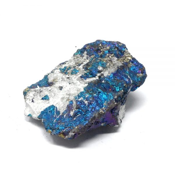 Peacock Ore – Blue/Purple All Raw Crystals buy peacock ore