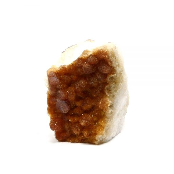 Citrine Cluster with Cut Base All Raw Crystals Citrine
