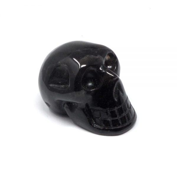 Smoky Quartz Skull All Polished Crystals crystal skull