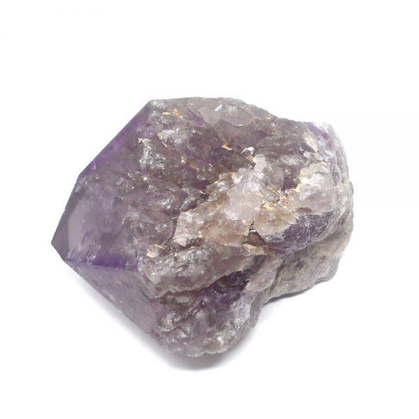Ametrine Elestial All Raw Crystals amethyst