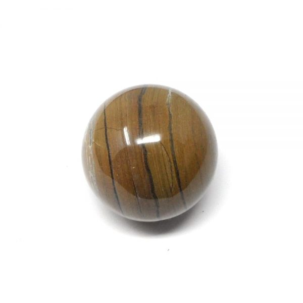 Silverlace Jasper Sphere 40mm All Polished Crystals crystal sphere