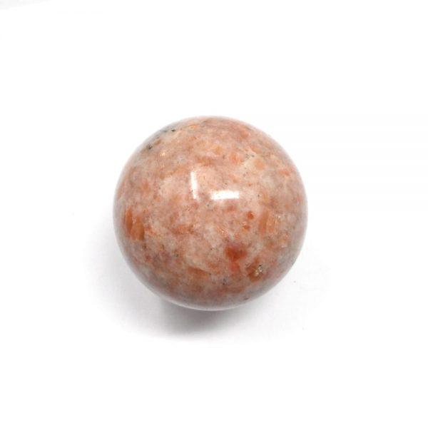 Sunstone Crystal Sphere All Polished Crystals crystal energy work sunstone